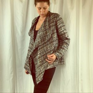 Bryn Walker tweed Spring jacket